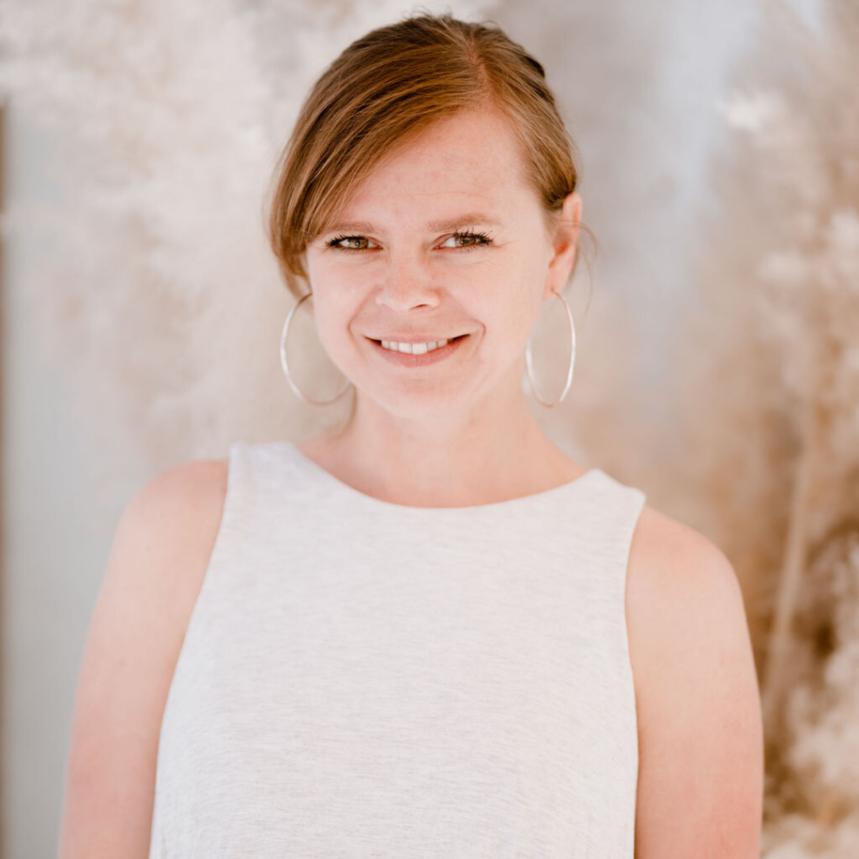 Anika Bors Gründerin von podcastwonder