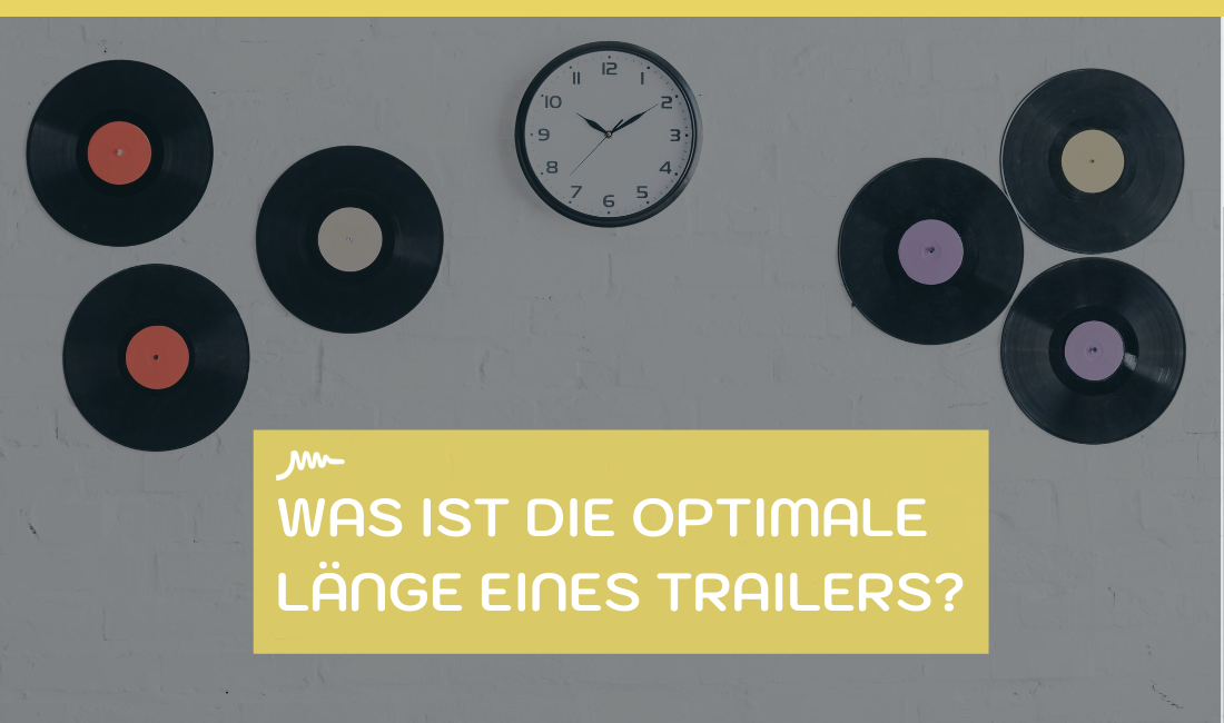 Optimale Länge eines Podcast Trailers