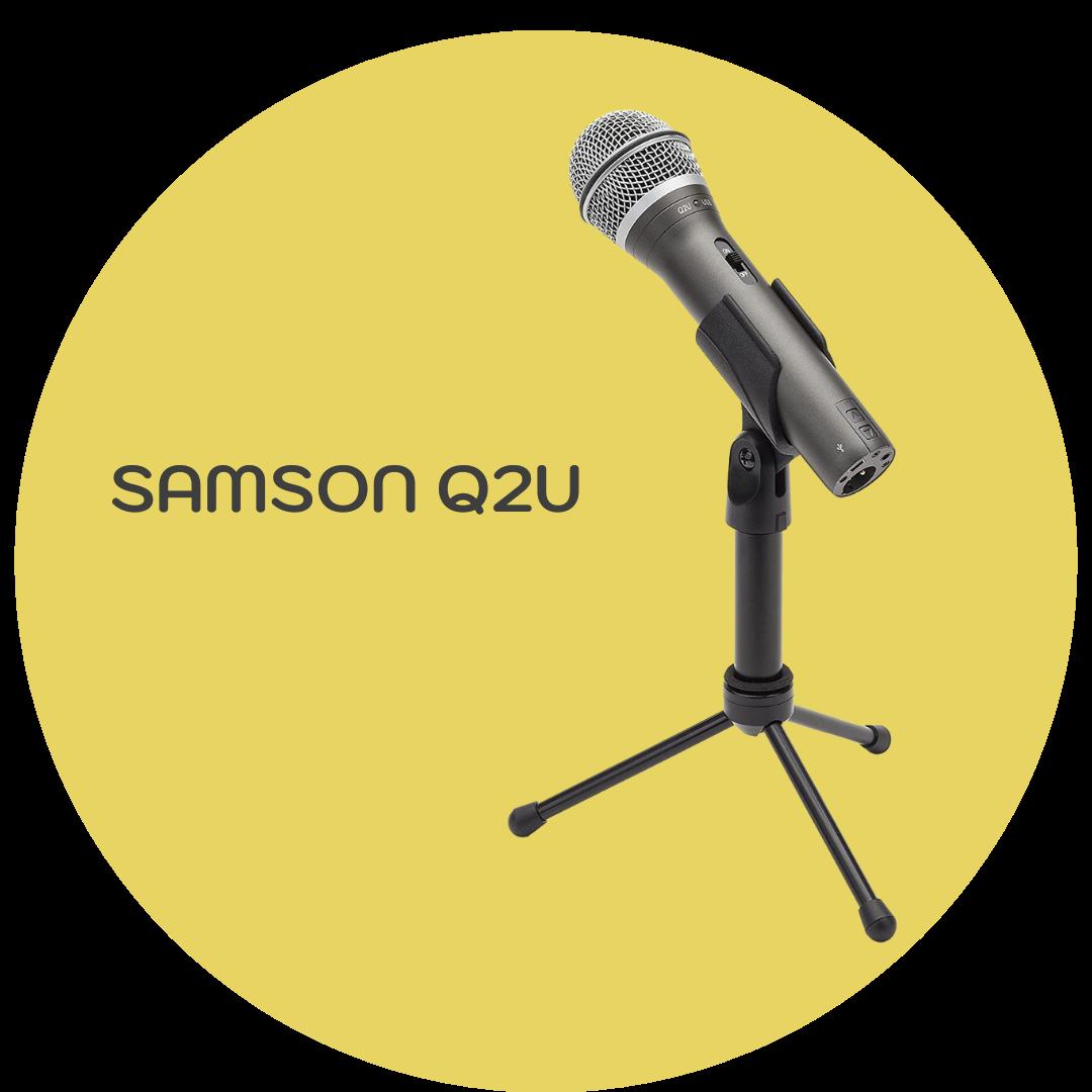 Samson Q2U