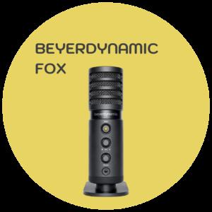 Beyerdynamic FOX