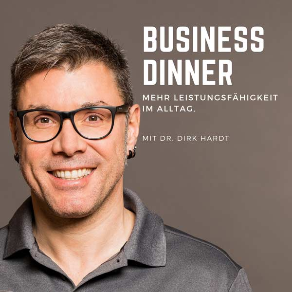 Dr. Dirk Hardt - Business Dinner