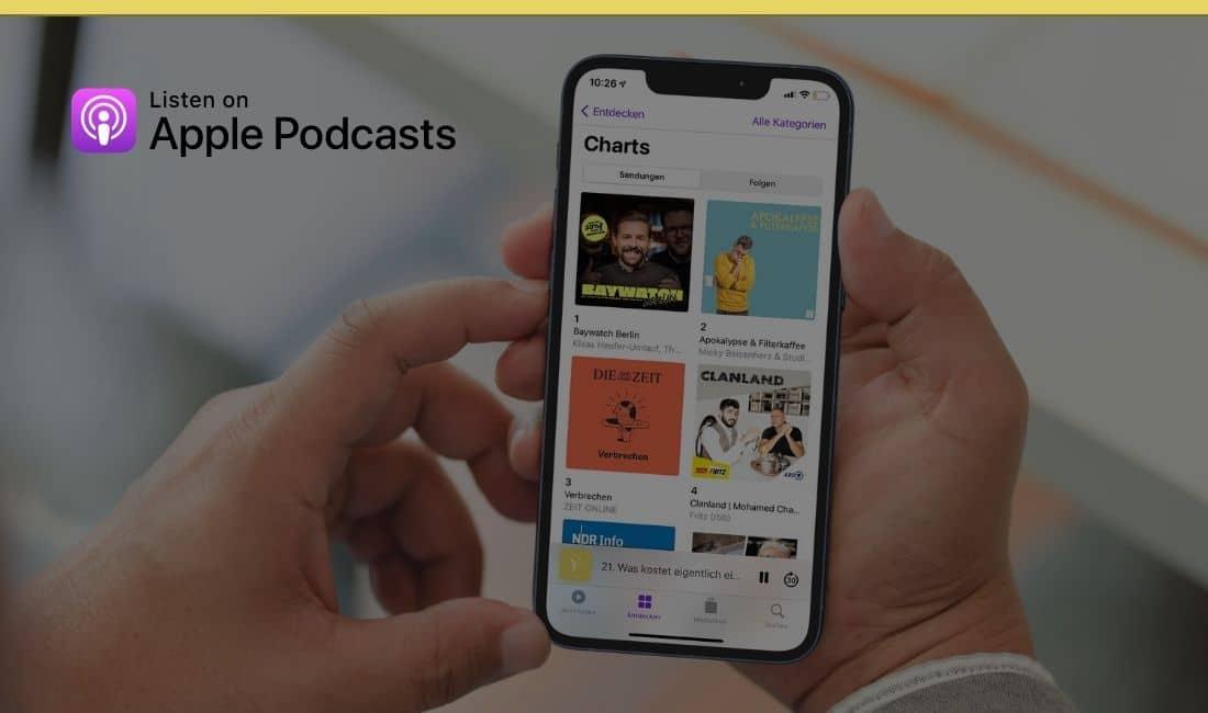 Apple Podcast Charts